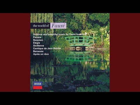 Fauré: Pelléas et Mélisande, Op.80 - Sicilienne