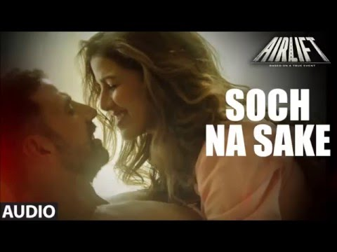 Soch Na Sake - Original Karaoke With Lyrics Airlift,