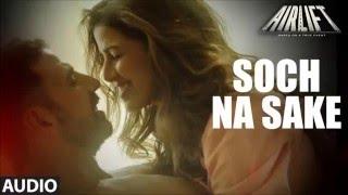 Soch Na Sake - Original Karaoke With Lyrics Airlift,