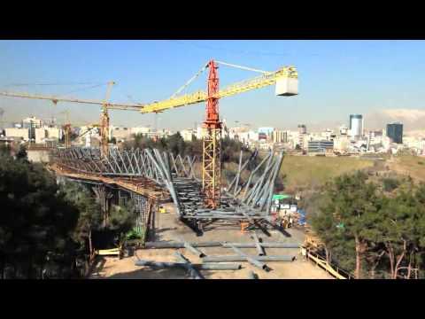 Tabiat Bridge by Shahid Rajaee Professional Group