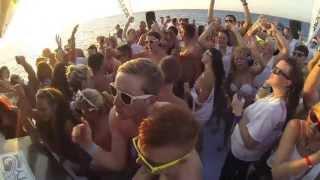 Mallorca Lee Ibiza Colours boat Party 2013