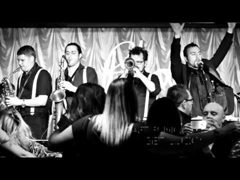 """The Funky Doctors 2104 Cheshire Wedding Band """"50 Shades of Funk"""""""