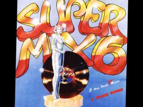 Supermix 6 Super Hits (Radio Mix) @ Super Hits (Megamix) (1991) By Vidisco PT