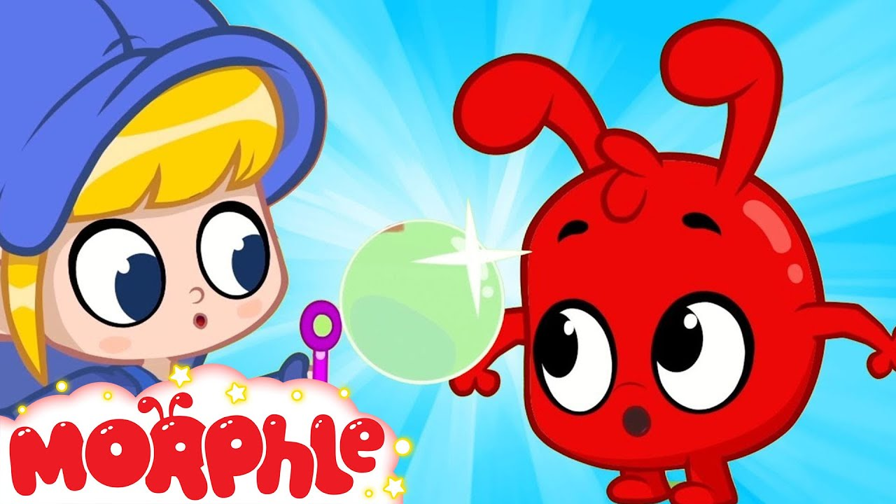Mila and Morphles Bubble Adventure - My Magic Pet Morphle | Cartoons For Kids | Morphle TV