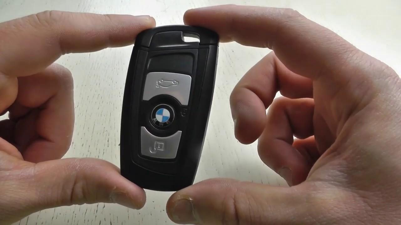 Bmw Schlussel Batteriewechsel Aktuelle Modelle Auch Keyless Go Youtube