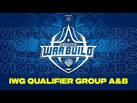 INTERNAL WAR GUILD VICTORY IS OURS - QUALIFIER GROUP A&B