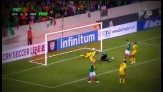 Mexico vs Guyana 5-0 Eliminatorias 12-10-2012