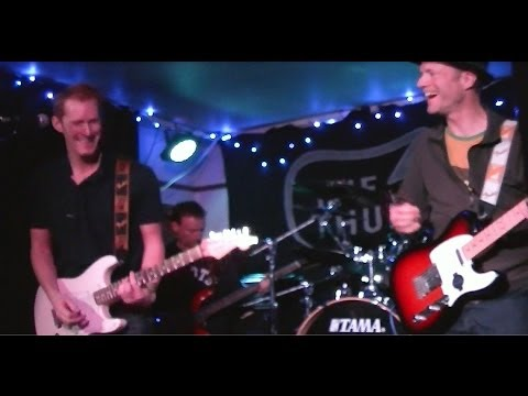 """Rule Britannia"" by Andy J Williams, LIVE@TheThunderbolt   20131024"