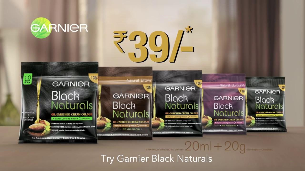 Bestkeptsecret With Garnier Black Naturals Youtube