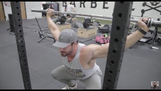 Bradley Martyn | Olympic lifting