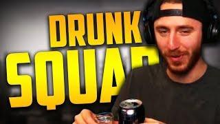 DRUNK SQUADS (PUBG)