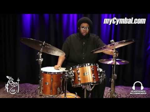 Meinl Byzance Limited Edition Cymbal Set - Played by Tyshawn Sorey (SET-1072116II)