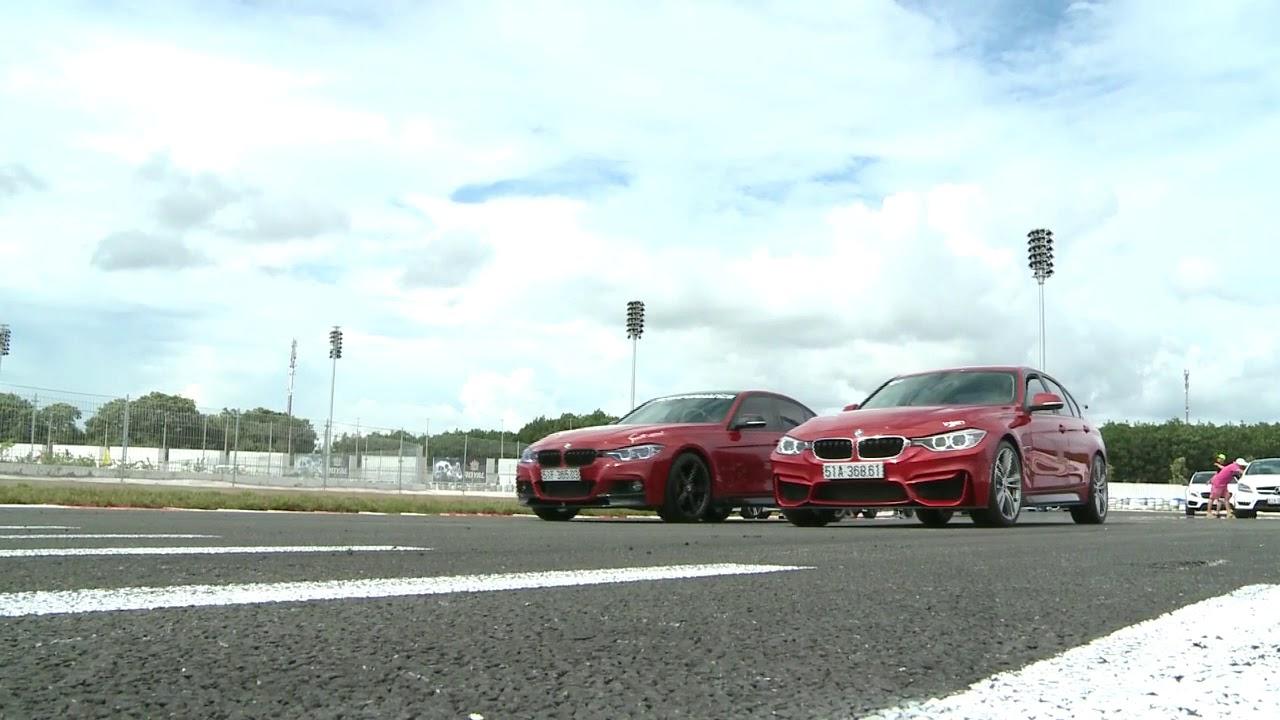 BMW 320i N20 ws B48 engine - Saigon drag team