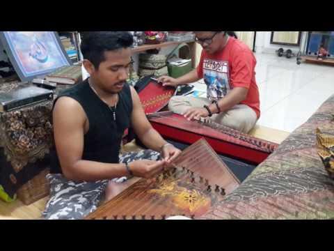 Santur(Persian) x Kecapi(Indonesian) Musical Piece