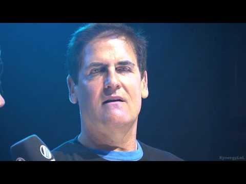 Mark Cuban - Fined $15,000 for F Bomb and responds by doubling it to $30,000