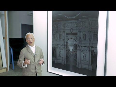 """Hiroshi Sugimoto on """"Gates of Paradise"""" -  Part 1"""