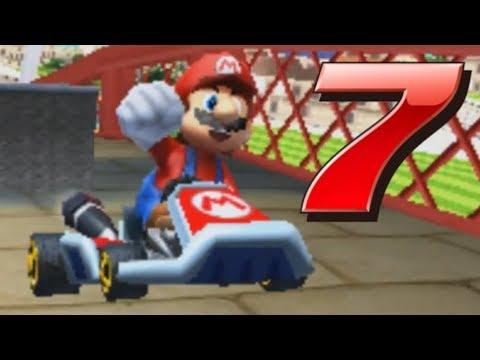 Mario Kart 7 Communities! Normal + Hacker Races!