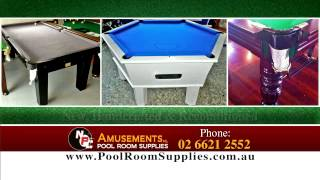Npc Amusements Pool Room Supplies Www.poolroomsupplies.com.au