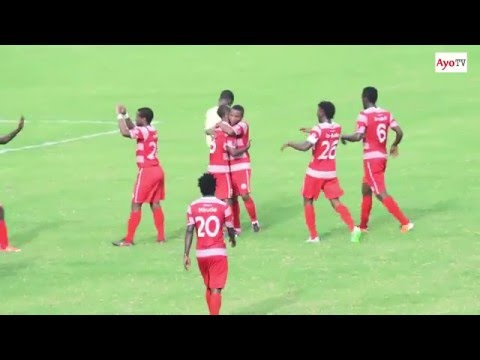 Video ya magoli ya mechi ya Simba Vs Mgambo JKT, Full Time 5-1 VPL 2015/2016