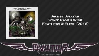 Avatar - Raven Wine (Lyrics)