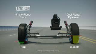 видео Зачем нужна балансировка колес?