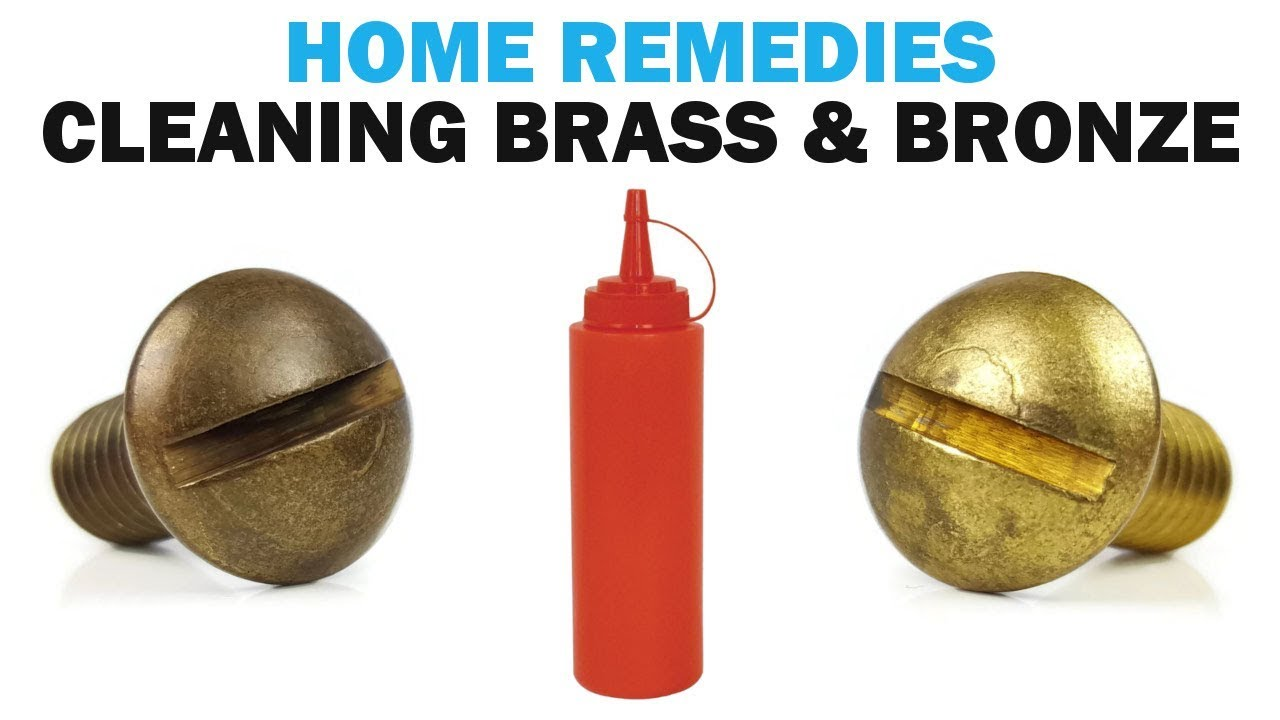 Home Remes For Cleaning Bronze Brass Fasteners 101