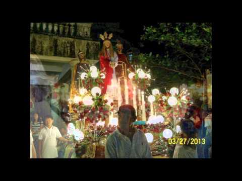 RAMON MANABAT HOLY WEEK PROCESSION IN MY HOMETOWN(SANTA RITA PAMPANGA)