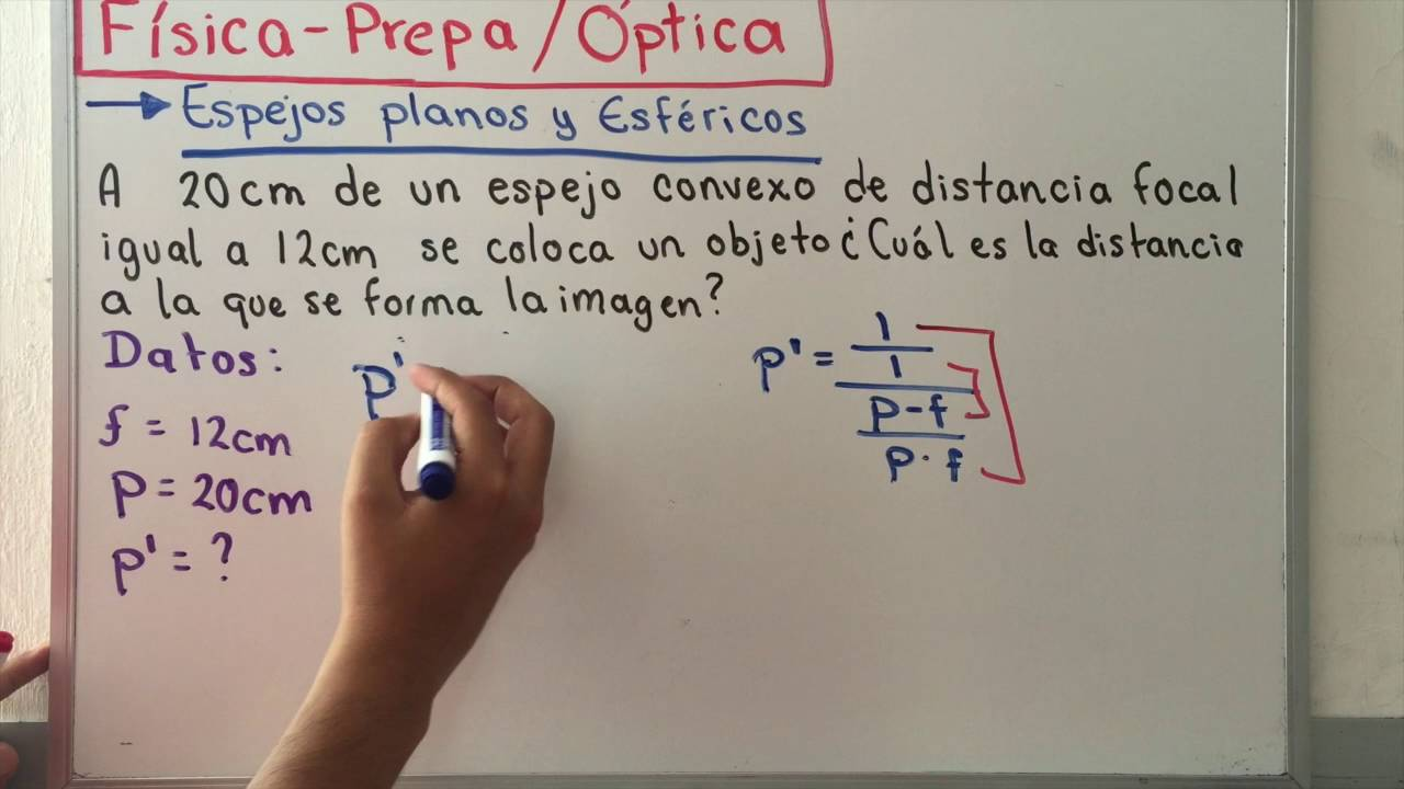 a4b8fe5311 Lentes convergentes y divergentes | Física prepa - YouTube