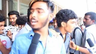 Simbhu's AAA Audience Response in Udhayam Theater   nba 24x7