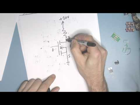Let's play with our MOSFETs! Part 1: Basics and NMOS logic