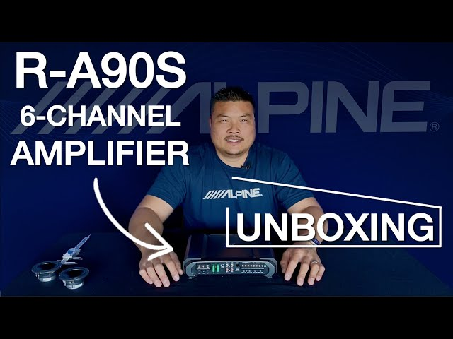 Alpine | What's New Teguh | Ep. 1 | R-A90S 6-Channel Amplifier