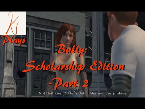 Bully: Scholarship Edition (Twitch Stream 2/26/15) - 2 / 2