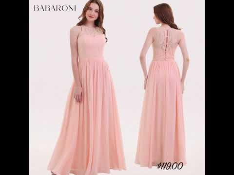 75a155bc1 Babaroni Bridesmaid Dresses