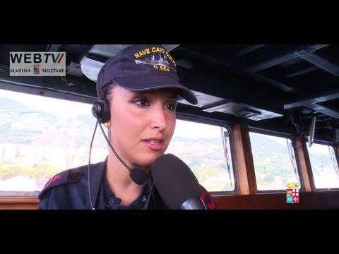 Marina Militare - Il nuovo vestiario operativo 100% made in Italy