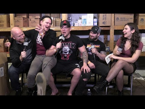 Interview with OVE Round Two