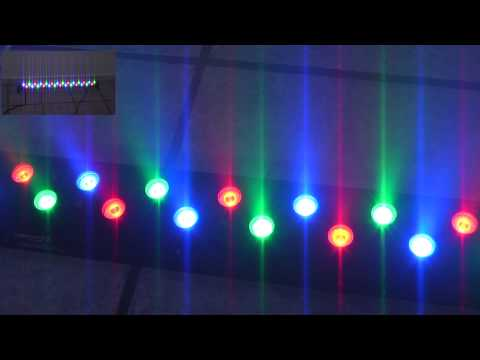 video check stairville led par 64 10mm rgb doovi. Black Bedroom Furniture Sets. Home Design Ideas