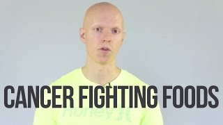 Cancer Fighting Foods They Don