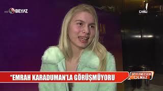 Aleyna Tilki: Brooklyn beni takibe aldı \ Emrah Karadum'la görüşmüyorum