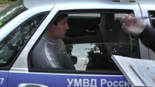 П'яний водій запорожця 16.08.13 Місце події