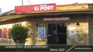 post office business plan
