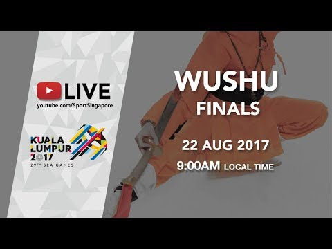 Wushu Finals (AM) | 29th SEA Games 2017