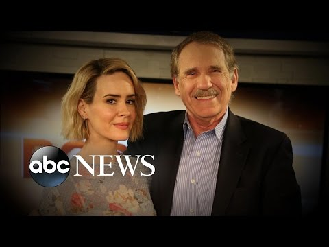 Sarah Paulson on 'American Crime Story' and 'American Horror Story' streaming vf
