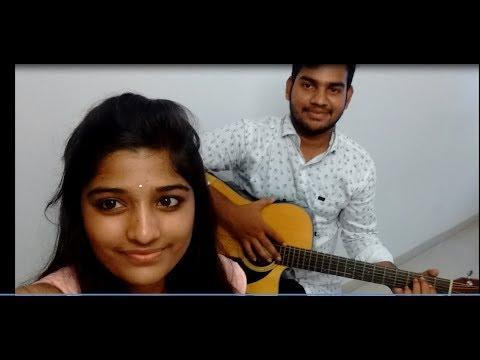 telusa telusa / nuvve nuvve song cover bysai bhavana nanduru