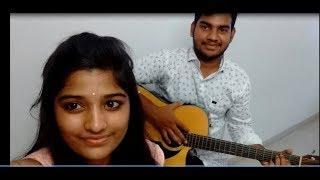 telusa telusa / nuvve nuvve song cover by sai bhavana nanduru