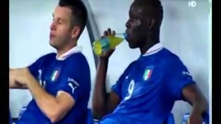 Balotelli İçeceği Beğenmedi!