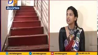 Rumors of Ghost in Warangal Collector's House | I too Bemused Says Amrapali