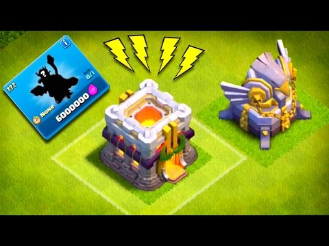 TOWN HALL 11 + New Hero! Clash of Clans ClashCon Update Reveal!