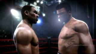 Fight Night Round 4 Ali VS Tyson Trailer