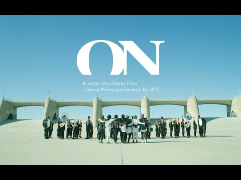 ON (Kinetic Manifesto Film) - BTS