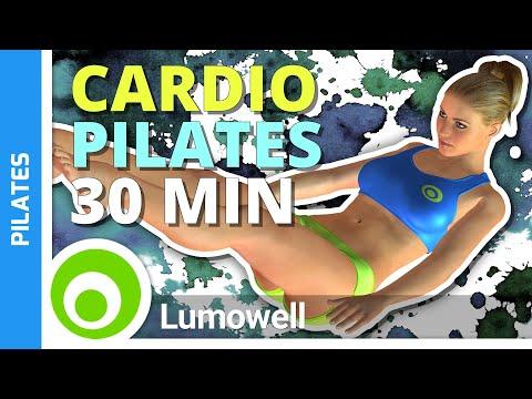 Cardio Pilates Para Quemar Grasa Abdominal En 30 Minutos